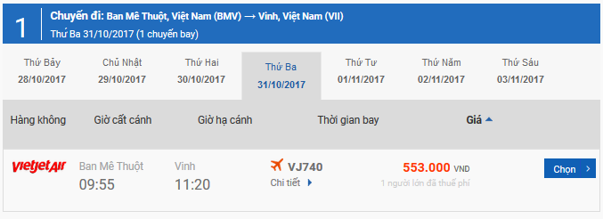 ve-may-bay-buon-me-thuot-vinh-cua-vietjet-air