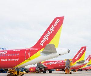 Vietjet Air mở 4 đường bay mới với giá hấp dẫn