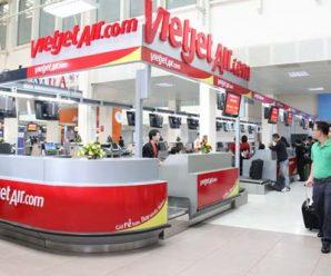 Đại lý vé máy bay Vietjet Air tại huyện Xuyên Mộc