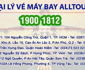 Cách đặt và thanh toán vé máy bay Vietjet Air tại Sơn La